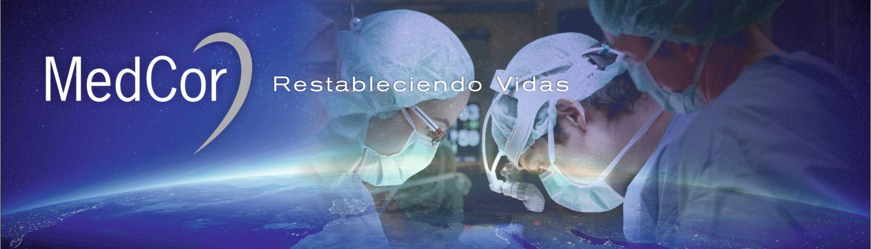 MedCor - banner compañia