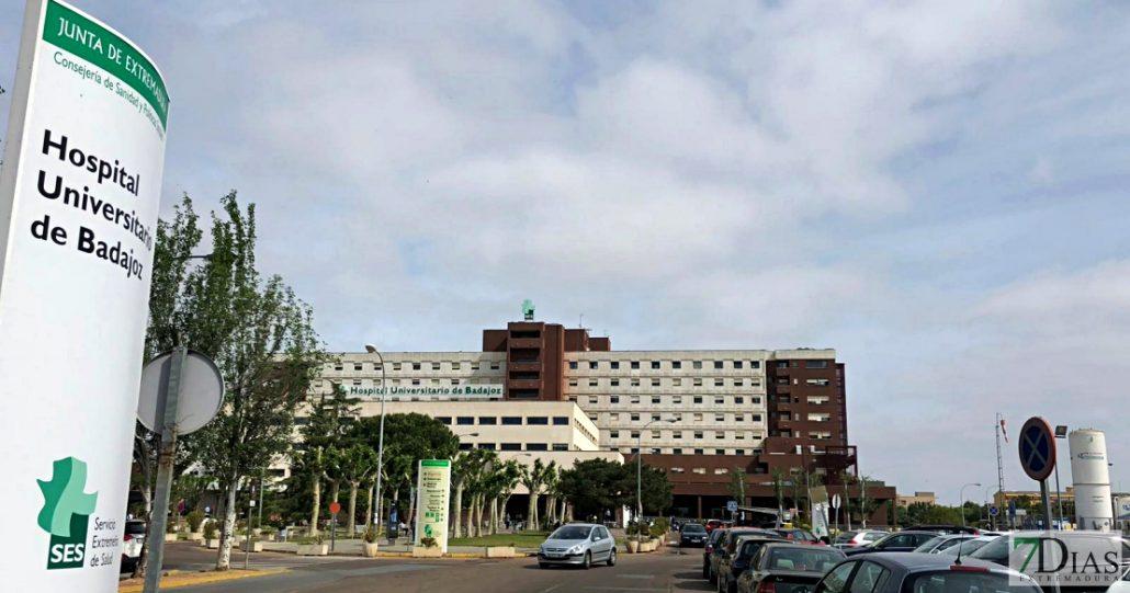 HOSPITAL BADAJOZ. MYVAL. TAVI